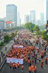 Indonesian Cancer Foundation marks World Cancer Day 2017